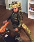 Dino Jordan Costume