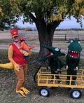 Dinosaur Train Characters Costume
