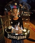Disneyland Snowglobe Costume