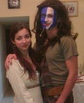 William Wallace & Murron Costume