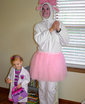 Doc McStuffins and Lambie Costume