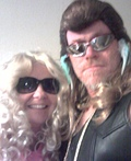 Dog the Bounty Hunter and Beth Costume