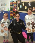 Donuts for Cops Costume