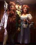 Dorothy & Friends Costume