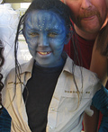 Dr. Augustine from Avatar Costume