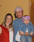 Dr. Evil, Mini-Me, Felicity Shagwell Costume