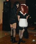 Dr. Frank N. Furter and Magenta Costume