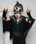 """The Demon"" Gene Simmons Costume"