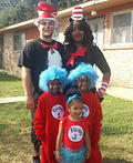 Dr. Suess Costume