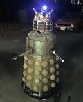 Dr Who Dalek Costume