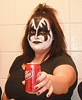 Dr.Pepper Kiss Costume