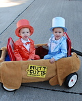 Dumb & Dumber Lloyd and Harry Costume