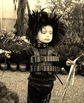 Edward Scissorhands Jr Costume
