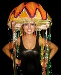 Electric Jelly Fish Costume