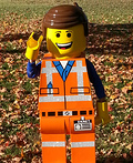 Emmet from LEGO Movie Costume