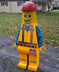 Emmet from The Lego Movie Costume