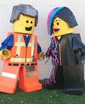 Emmet & Wyldstyle Costume