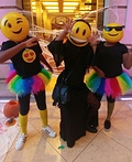 Emoji Antics Costume