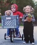 ET, Elliot & Gertie Costume