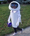 Eve from Wall-e Costume