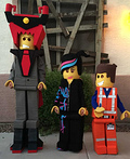 Everything is Awesome - Lego Movie Costume