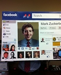Facebook Web Page Costume