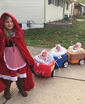 Fairy Tale Family Costume