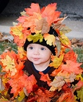 Fall Tree Costume