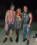 Family of Zombies Costume