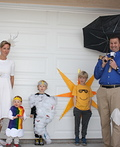 Family Weather System Costume