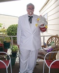 Finger Lickin Good Costume