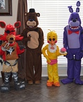 Five Nights at Freddy's Costume