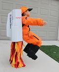 Flying Astronaut Costume