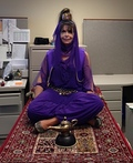 Flying Genie Costume