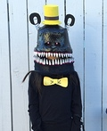 FNAF Nightmare Costume