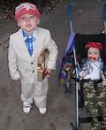 Forrest Gump & Lt. Dan Costume