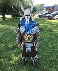 Fortnite Ragnarok Costume