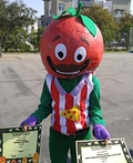 Fortnite Tomato Head Costume