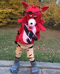 Foxy the Pirate Costume
