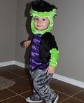 Franken-Baby Costume