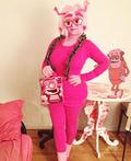 Frankenberry Costume