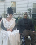 Frankenstein & Bride of Frakenstein Costume