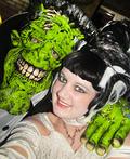 Frankenstein & His Bride Costume