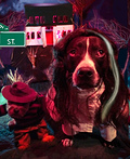 Freddy & Nancy from A Nightmare on Elm Street Costume