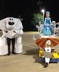 Frozen Family Costume