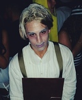 Frozen Jack Dawson from Titanic Costume