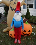 Papa Smurf Costume