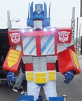 G1 Optimus Prime Costume