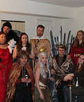 Game of Thrones Group Costume