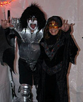 Gene Simmons from KISS Costume